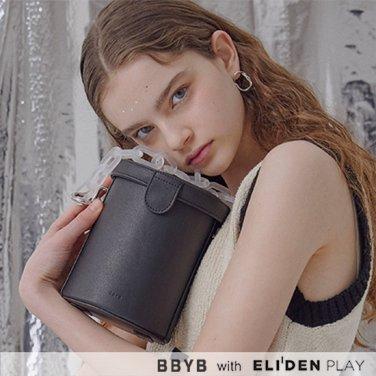 [비비와이비][아이즈원 이채연,러블리즈 케이 착용] Tindy Cylinder Bag (09I1210B7K)