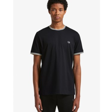 [S/S상품] 트윈 팁 티셔츠 [Authentic] (102)AFPM1911588