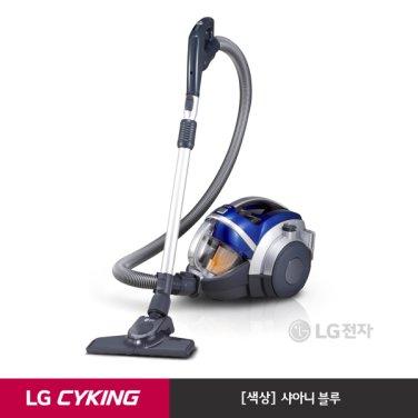 LG 슈퍼싸이킹 주니어 청소기 K73BGY (샤이니실버/트윈 싸이클론)
