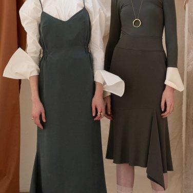 Torino Skirt [Khaki] (JC19SSSK10_KH)