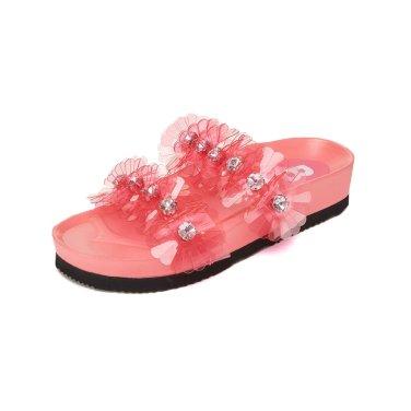 Blooming sandal(pink) DG2AM19006PIK / 핑크