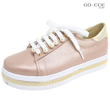 여성 스니커즈 GB93001 핑크 3cm