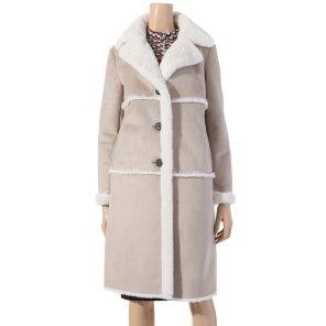 인조 무스탕 코트 LGHCJK7700