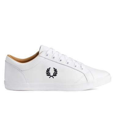 FRED PERRY Baseline Leather(134)베이스라인 레더SFPM33058-134