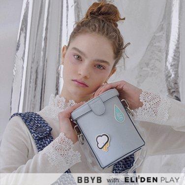 [비비와이비][슈스스 한혜연 PICK] BBYB Tindy Cylinder Bag (Aquamarine) (09I1210B7B)