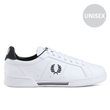 FRED PERRY B722 Leather(200) SFPU1837222-200 남여공용 레더 스니커즈