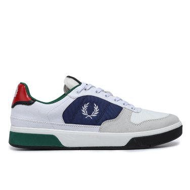 FRED PERRY B300 Suede/Poly 남성 스니커즈 SFPM1937209-300
