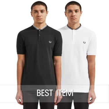 [S/S상품]보머 칼라 피케 셔츠Bomber Collar Pique Shirt(2종)AFPM1934526