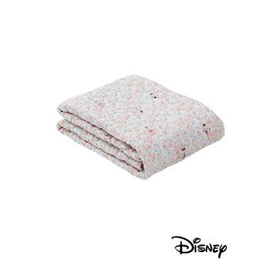 디즈니 미니 꽃모달 아동 양면패드 KS 100*130