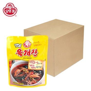 오뚜기 옛날 육개장 (300g x 18개)/무료배송