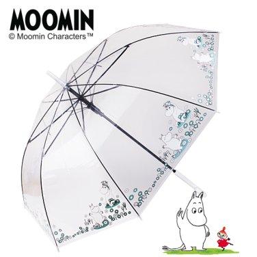 EVA 투명 자동 장우산 MNPE60-706