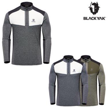 19FW 남성 겨울용 등산기능성 티셔츠 L바로크티셔츠-1-ELBON