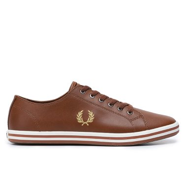 FRED PERRY Kingston Leather 남성 스니커즈 SFPM1937163-448