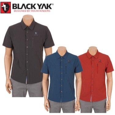 봄여름 남성 기능성 반팔 셔츠 LU네어셔츠1DJ