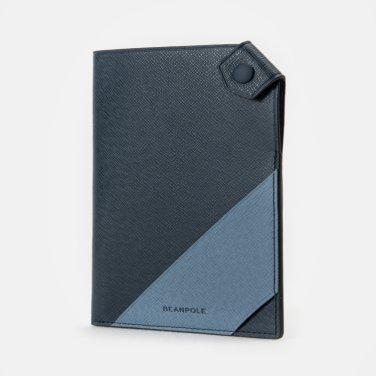 (남) 네이비 AXIS 여권지갑 BE81A3W14R
