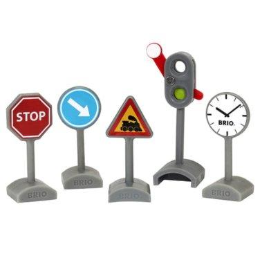 도로 표지판 세트-B33864