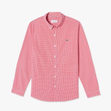 [엘롯데] 남성 포플린 나노 슬림 셔츠 LCST CH2762-19A9L0