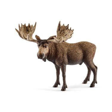 [슐라이히] 수컷 말코손바닥 사슴