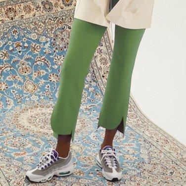 Zinc Curve Trouser_Citrus Green (JC19FWPT23CG)