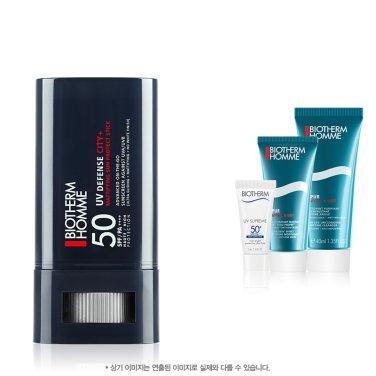 비오템 옴므 UV 디펜스 선스틱 20g 세트