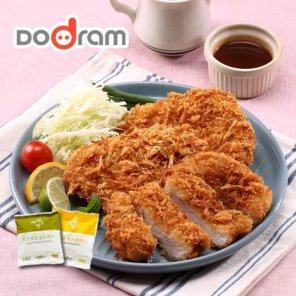 [도드람한돈]도드람돈까스 300g(치즈/등심)/무료배송