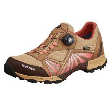 트렉스타 여성 발이 편한 고어텍스 트레킹화 코브라서라운드104 MSGT22902