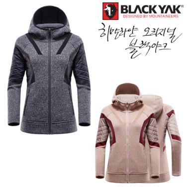 가을/겨울 여성용 후드일체형 플리스 티셔츠 B3XR27티셔츠-2(여성)