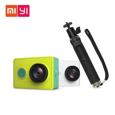 샤오이 액션캠 + 셀카봉 패키지 Xiaoyi action cam