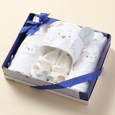 제리배+지니우+모자+신발[TNIXAG022W-SET-J]