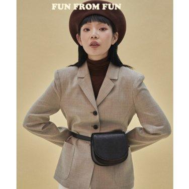 [펀프롬펀]Kate 2way mini bag_snake 3color (19FF10E)
