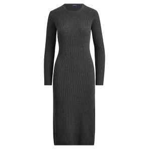 폴로 랄프 로렌 울캐시미어 스웨터 드레스(WMPODRSN6810096D86)