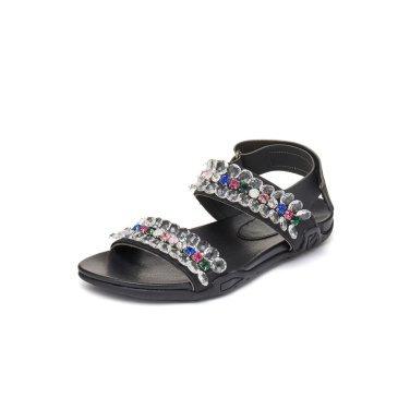 Twinkle sandal(black&white) DG2AM19013BWX
