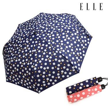눈송이도트 전자동우산