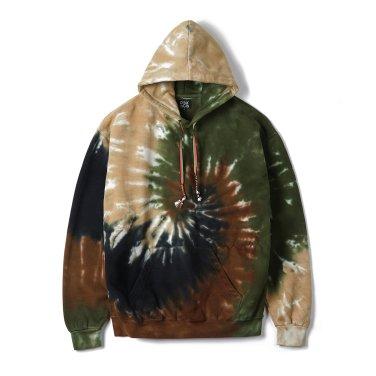 OAXACA Pullover Hood Parka Camouflage