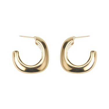 bold ring earrings