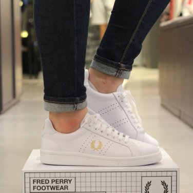 FRED PERRY B721 Leather(183) SFPU1737211-183