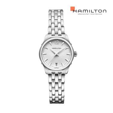 H42211155 재즈마스터 레이디 쿼츠 30mm 여성 시계