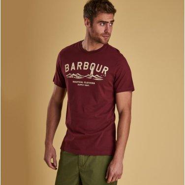 Bressay Tee 브레세이 티셔츠 레드(BAI1MTS0532RE53)