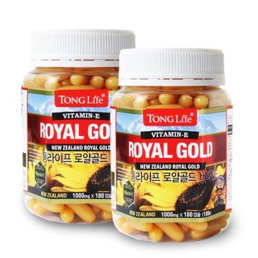통라이프 통라이프로얄골드 비타민E 2병