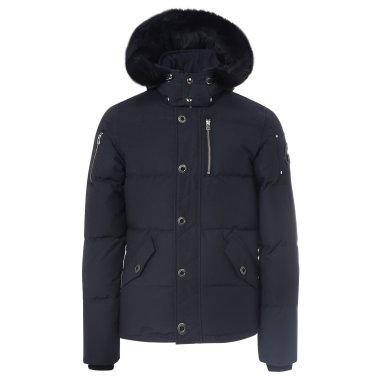 무스너클 18F/W 남성 쓰리쿼터 재킷 MK2228M3Q 네이비