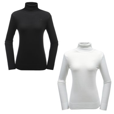 JERA (제라) 여성 터틀넥 티셔츠 / 긴팔  DWU19278