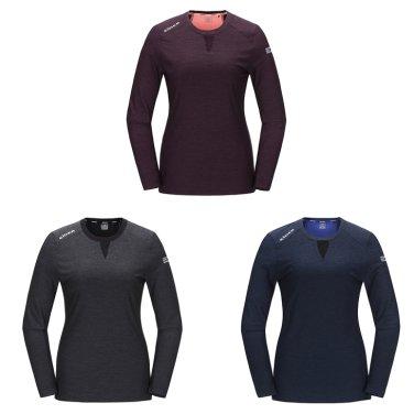 TORUN(토룬) 여성 라운드 티셔츠  / 등산티,긴팔티 (DWU17224)