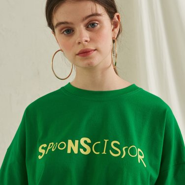 Mishmash T-Shirt _ Green