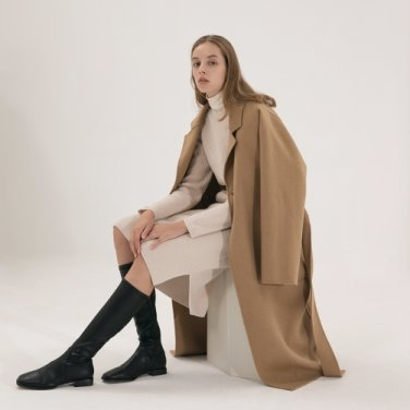 Handmade Coat - Camel
