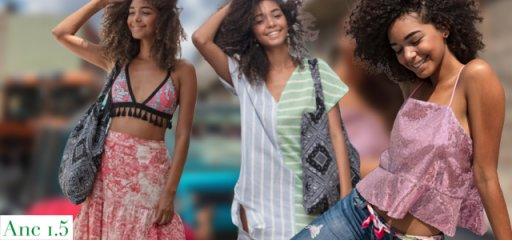 [앙크1.5] 쿠바에서 생긴 일, 올 여름 바캉스룩/리조트룩 모두 여기 !