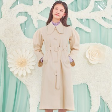 DEERS WARMTH TRENCH COAT