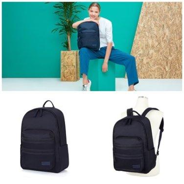 백팩 AZ032036 네이비 PLUME BASIC 세상 가벼운 남여공용 더블포켓 가방