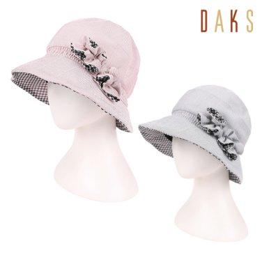 스모킹 디테일 벙거지 DK81WBK003