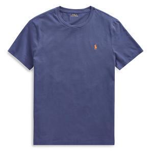 폴로 랄프 로렌 커스텀 슬림 핏 코튼 티셔츠(MNPOTSH1N810253B82)