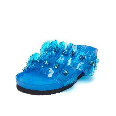Blooming sandal(blue) DG2AM19006BLU / 블루
